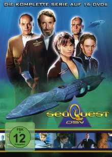 SeaQuest DSV (Komplette Serie), 16 DVDs