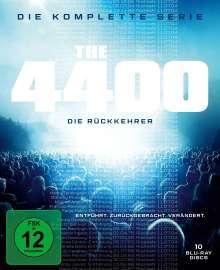 The 4400 - Die Rückkehrer (Komplette Serie) (Blu-ray), 10 Blu-ray Discs