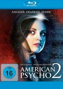 American Psycho 2 (Blu-ray), Blu-ray Disc