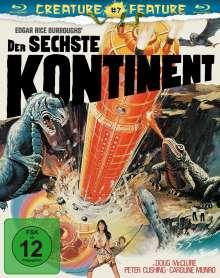 Der sechste Kontinent (Blu-ray), Blu-ray Disc