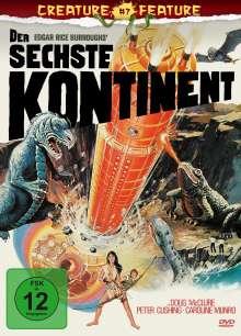 Der sechste Kontinent, DVD