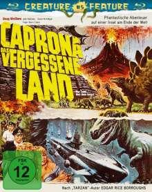 Caprona - Das vergessene Land (Blu-ray), Blu-ray Disc