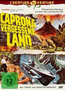 Caprona - Das vergessene Land, DVD