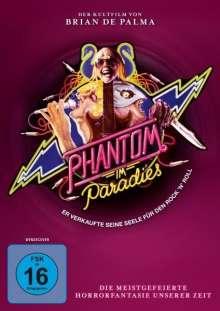 Phantom im Paradies, DVD