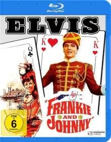Frankie und Johnny (Blu-ray), Blu-ray Disc