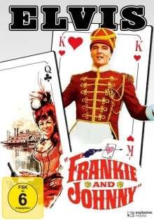 Frankie und Johnny, DVD