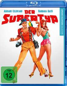 Der Supertyp (Blu-ray), Blu-ray Disc
