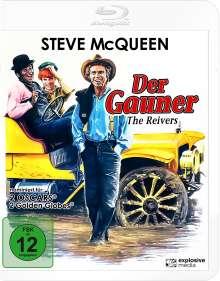 Der Gauner (Blu-ray), Blu-ray Disc