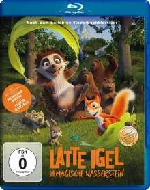 Latte Igel und der magische Wasserstein (Blu-ray), Blu-ray Disc