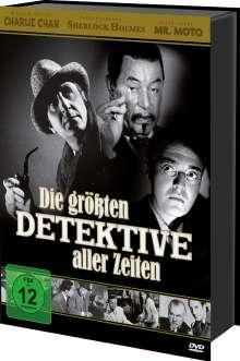 Die größten Detektive aller Zeiten, 34 DVDs