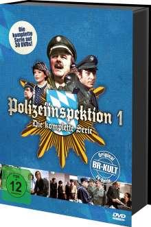 Polizeiinspektion 1 (Komplette Serie), 30 DVDs