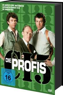 Die Profis (Komplette Serie), 21 DVDs