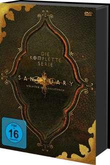 Sanctuary (Komplette Serie), 19 DVDs