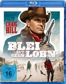Blei ist sein Lohn (Blu-ray), Blu-ray Disc