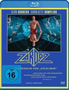 Zardoz (Blu-ray), Blu-ray Disc