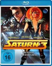 Saturn 3 (Blu-ray), Blu-ray Disc