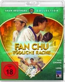 Fan Chu - Tödliche Rache (Blu-ray), Blu-ray Disc