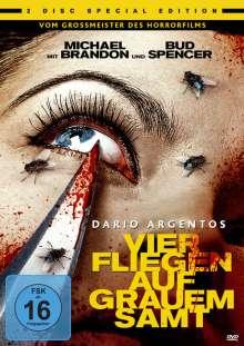Vier Fliegen auf grauem Samt, 2 DVDs