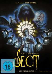 The Sect, 2 DVDs