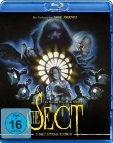 The Sect (Blu-ray), Blu-ray Disc