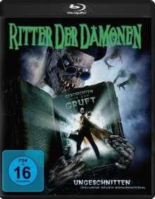 Ritter der Dämonen (Blu-ray), Blu-ray Disc