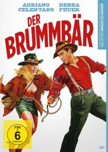 Der Brummbär, DVD