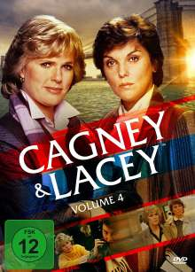 Cagney & Lacey Vol. 4 (Staffel 5), 6 DVDs