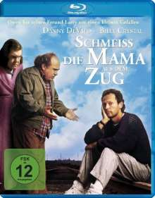 Schmeiss die Mama aus dem Zug (Blu-ray), Blu-ray Disc