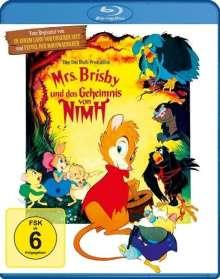 Mrs. Brisby und das Geheimnis von NIMH (Blu-ray), Blu-ray Disc