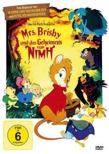 Mrs. Brisby und das Geheimnis von NIMH, DVD