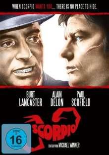 Scorpio, DVD