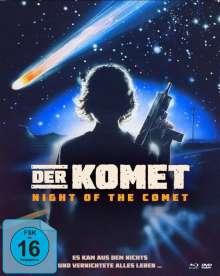 Der Komet (Blu-ray & DVD im Mediabook), 1 Blu-ray Disc und 1 DVD
