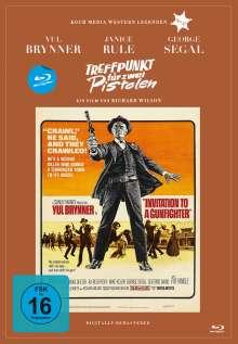 Treffpunkt für zwei Pistolen (Blu-ray), Blu-ray Disc