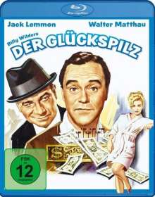 Der Glückspilz (Blu-ray), Blu-ray Disc