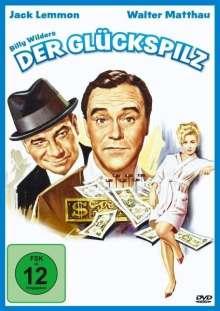 Der Glückspilz, DVD