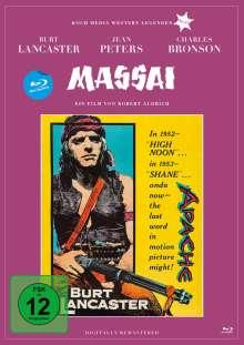 Massai - Der grosse Apache (Blu-ray), Blu-ray Disc