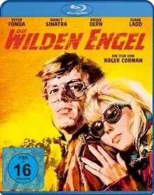 Die wilden Engel (Blu-ray), Blu-ray Disc