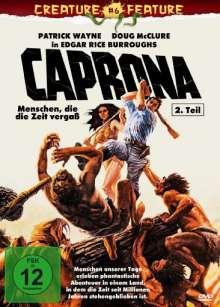 Caprona 2 - Menschen, die die Zeit vergaß, DVD