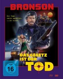 Das Gesetz ist der Tod (Blu-ray & DVD im Mediabook), 2 Blu-ray Discs