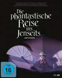 Die phantastische Reise ins Jenseits (Blu-ray & DVD im Mediabook), 2 Blu-ray Discs