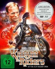 Knightriders (Blu-ray & DVD im Mediabook), 2 Blu-ray Discs