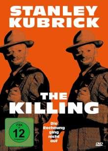 The Killing - Die Rechnung ging nicht auf, DVD