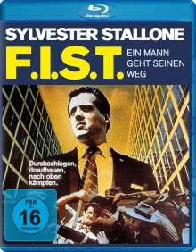 F.I.S.T. - Ein Mann geht seinen Weg (Special Edition) (Blu-ray), Blu-ray Disc