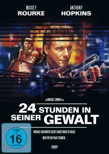 24 Stunden in seiner Gewalt, DVD