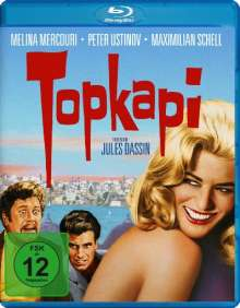 Topkapi (Blu-ray), Blu-ray Disc