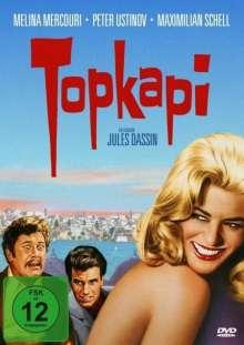 Topkapi, DVD