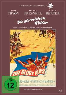 Die glorreichen Reiter (Blu-ray), Blu-ray Disc