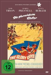 Die glorreichen Reiter, DVD