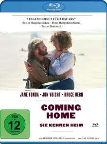 Coming Home - Sie kehren Heim (Blu-ray), Blu-ray Disc