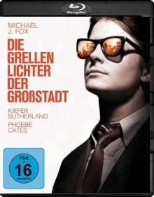 Die grellen Lichter der Großstadt (Blu-ray), Blu-ray Disc